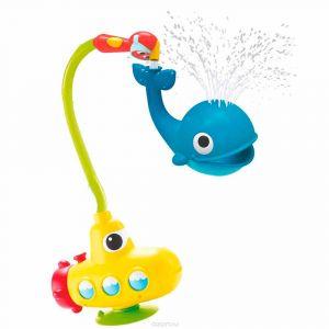 "Игрушка для купания ""Субмарина с китом"", Yookidoo"