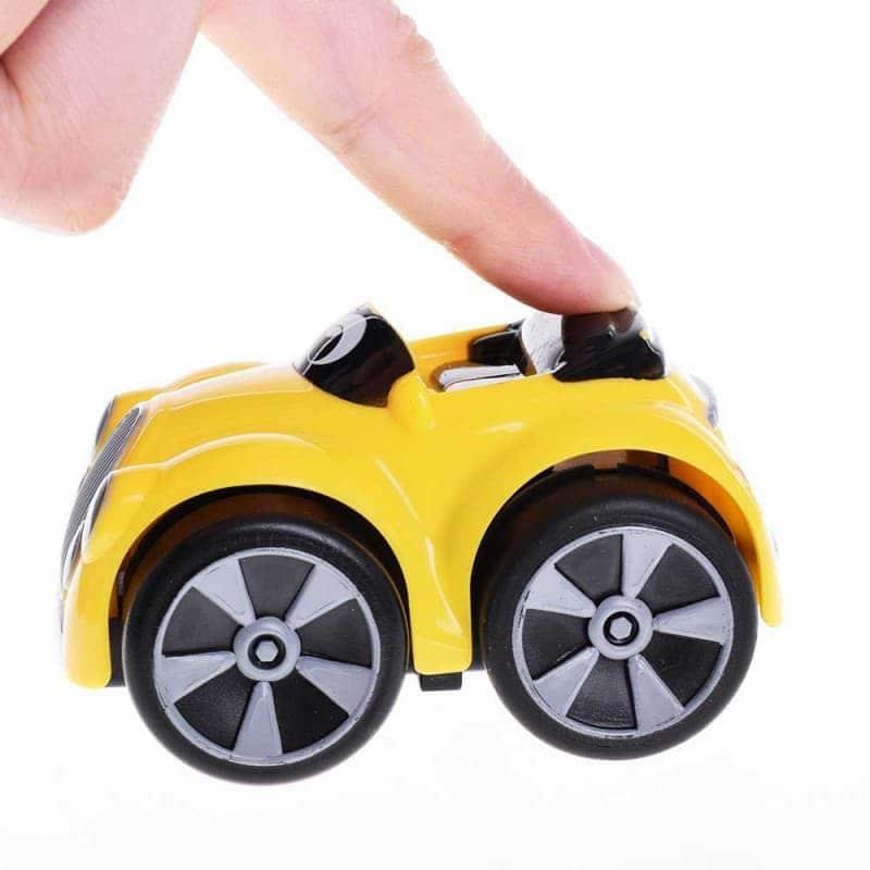 "Инерционная игрушка ""Машина Henry"", Chicco"