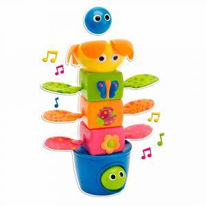 Музыкальная пирамидка с шариками, Yookidoo