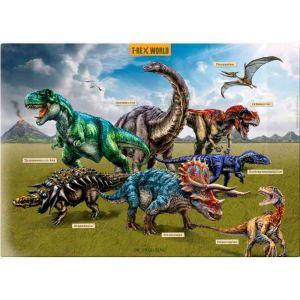 """Подкладка на стол """"Мир Динозавров"""", Die Spiegelburg"""