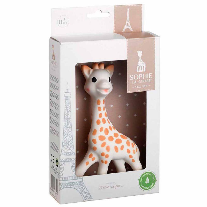 Игрушка-прорезыватель Жирафа Софи, Sophie la girafe (Vulli)