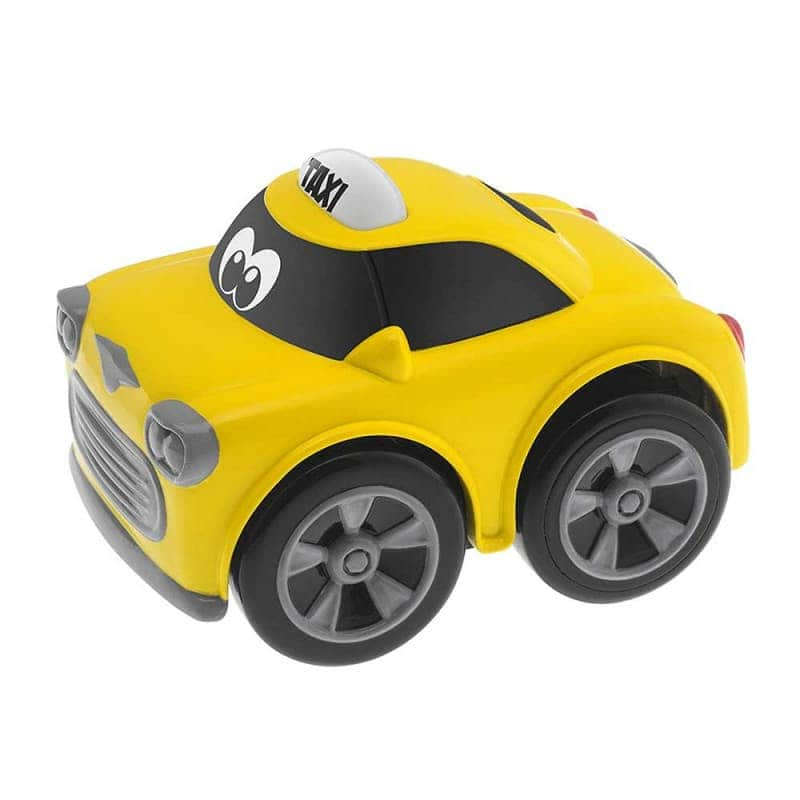 """Машинка инерционная """"Такси"""", Chicco"""