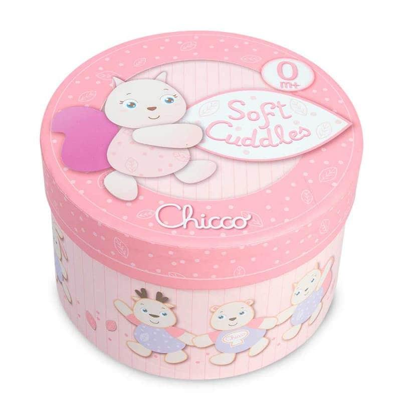 """Музыкальная игрушка на кроватку """"Soft Cuddles"""", Chicco"""