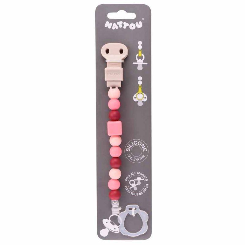 Держатель для пустышки, Nattou