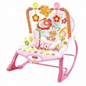 """Массажное кресло-качалка """"Банни"""", Fisher-Price"""