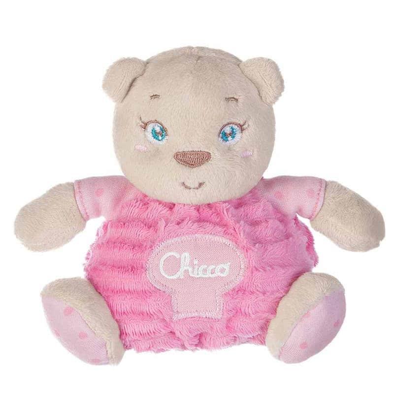 "Игрушка Медвежонок ""Soft  Cuddles"" (15см), Chicco"