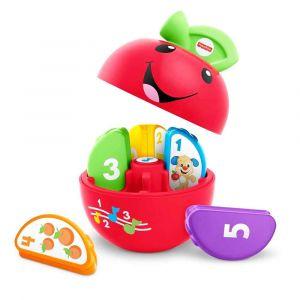"Интерактивная игрушка ""Умное яблочко"", Fisher-Price"