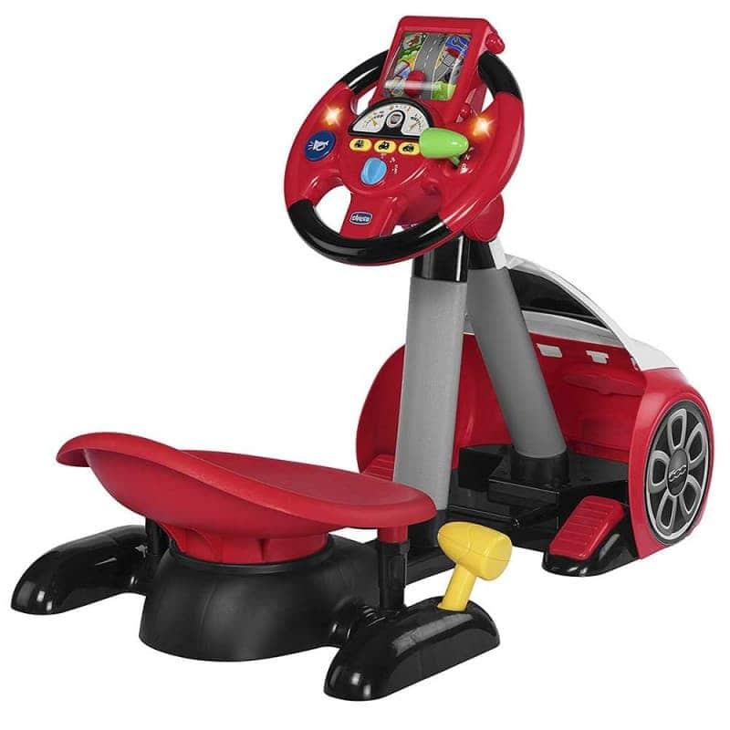 """Активный игровой центр """"Fiat 500 Driver"""", Chicco"""