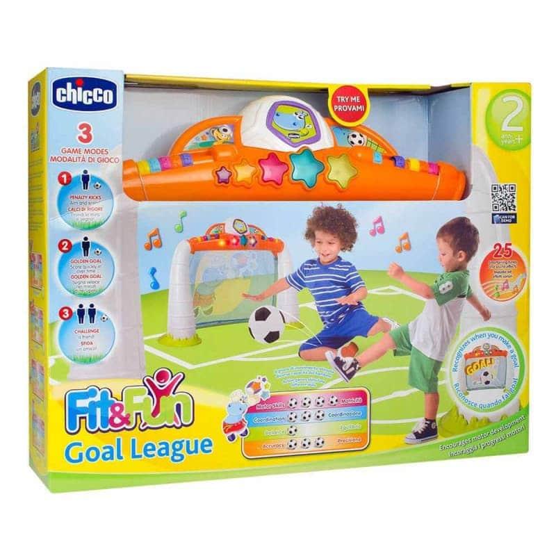 """Игровой центр """"Goal League"""", Chicco"""