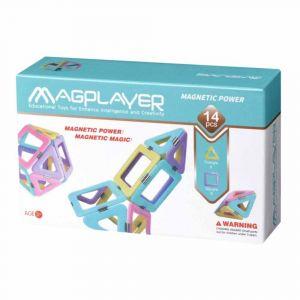 Магнитный набор 14 эл. (MPH2-14), Magplayer