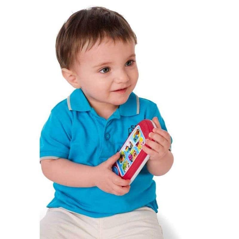 "Игрушка обучающая двуязычная ""ABC Animal Smartphone"", Chicco"
