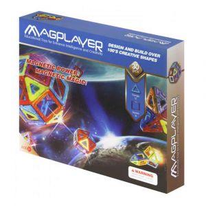 Магнитный набор 30 эл. (MPB-30), Magplayer