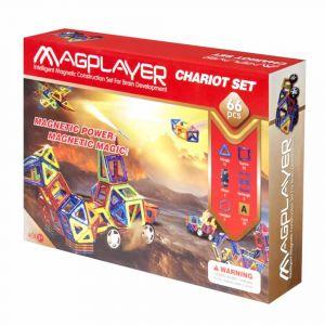 Магнитный набор 66 эл. (MPA-66), Magplayer