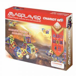 Магнитный набор 40 эл. (MPB-40), Magplayer