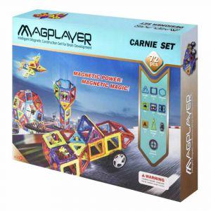 Магнитный набор 72 эл. (MPB-72), Magplayer