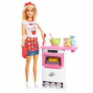 """Набор """"Пекарь"""", Barbie"""