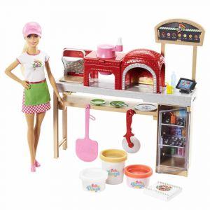 """Набор """"Пицца-шеф"""", Barbie"""