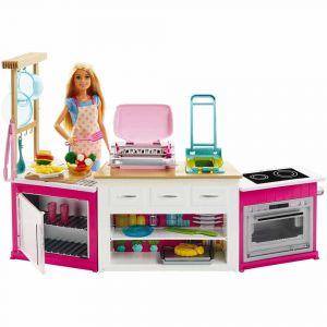 "Набор ""Готовим вместе"", Barbie"