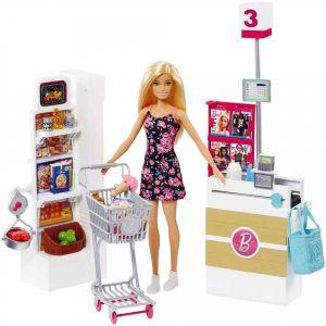"""Набор """"В супермаркете"""", Barbie"""