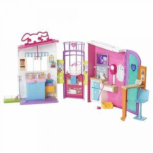"набор ""Центр по уходу за домашними животными"", Barbie"