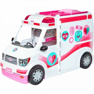 "Набор ""Машина скорой помощи"", Barbie"