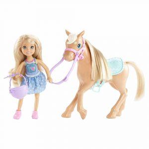 """Набор """"Челси на пони"""", Barbie"""