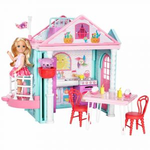 Домик развлечений Челси, Barbie