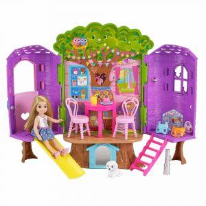 "Набор ""Домик на дереве Челси"", Barbie"