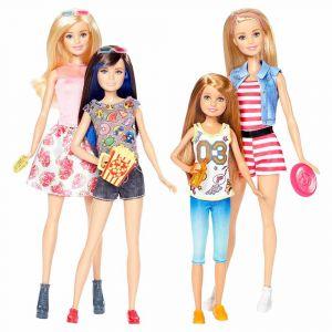 "Набор ""Две сестры"", Barbie"