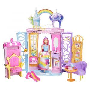 """Набор """"Переносной радужный дворец"""", Barbie"""