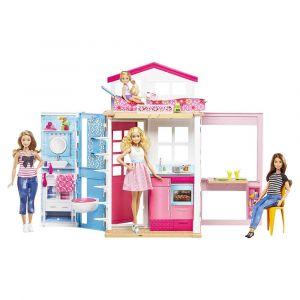 Портативный дом, Barbie