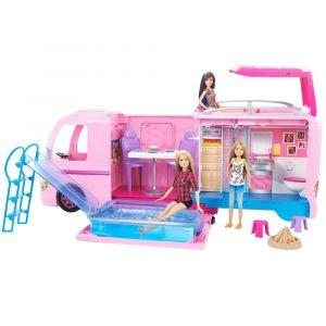 Трейлер для путешествий, Barbie