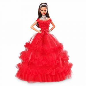 """Кукла коллекционная """"Праздничная 2018"""",  Barbie"""