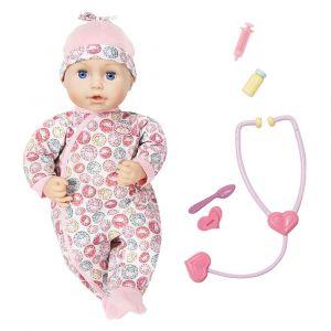 """Интерактивная кукла BABY ANNABELL """"Доктор"""", Zapf"""