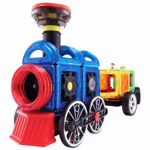"Магнитный конструктор ""Super Steam set"", Magformers"