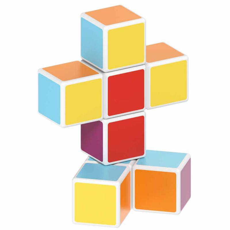 """Магнитные кубики MAGICUBE """"Свободные постройки"""", Geomag"""