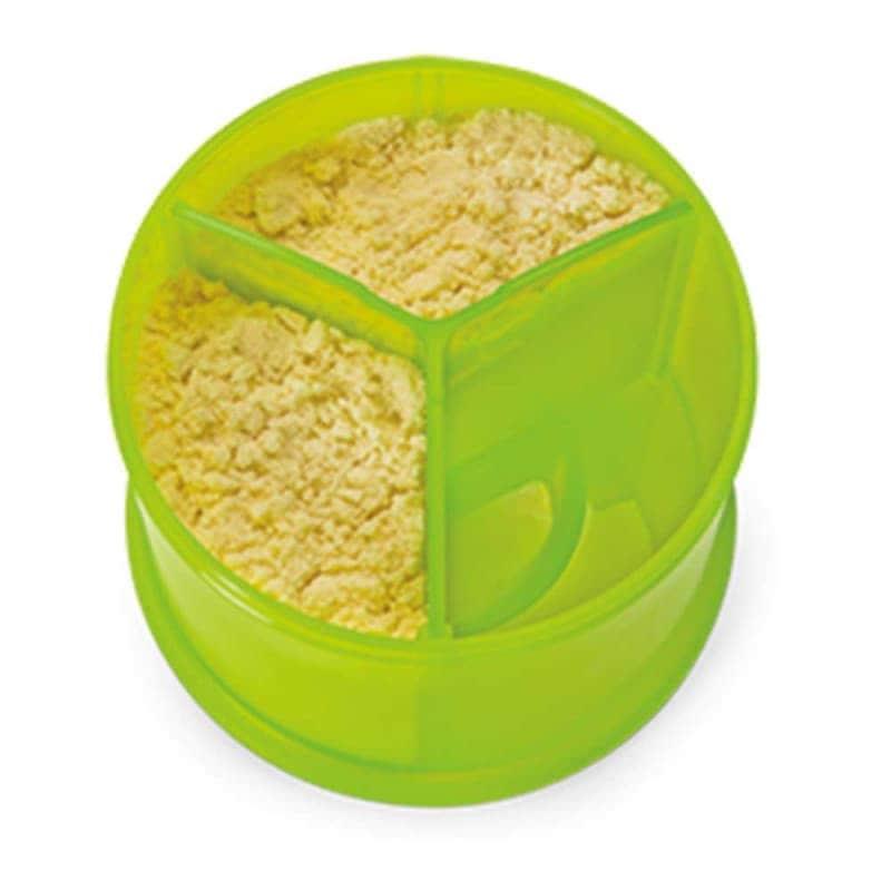 Контейнер для печенья и снеков, 3 секции, Chicco
