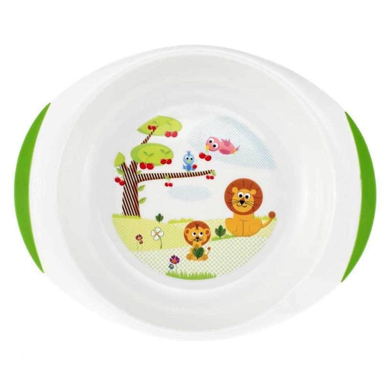 Набор тарелок 2 шт. (12м+), Chicco