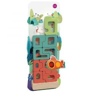 """Настенная игрушка-пазл """"Загадочный аквариум"""" Veritiplay, Oribel"""