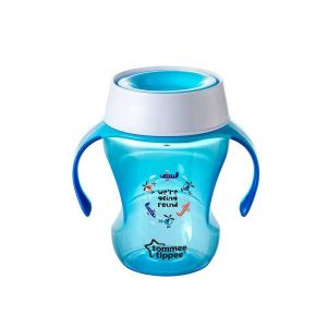 "Чашка-непроливайка ""360° градусов"" 230 мл, Tommee Tippee"