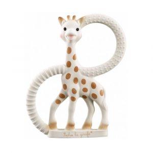 Прорезыватель Жираф Софи с кольцами, Sophie la girafe (Vulli)