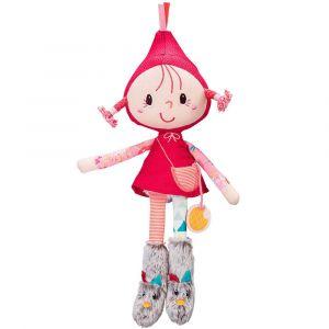 "Маленькая кукла ""Красная Шапочка"", Lilliputiens"