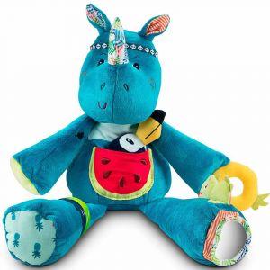"""Развивающая игрушка """"Носорог Мариус"""", Lilliputiens"""