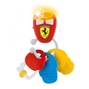 "Игрушка музыкальная ""Ключи Ferrari"", Chicco"