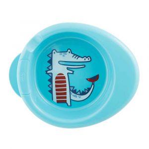 """Термоустойчивая тарелка """"Warmy Plate"""", Chicco"""
