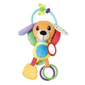 """Игрушка-погремушка """"Mr. Puppy"""", Chicco"""