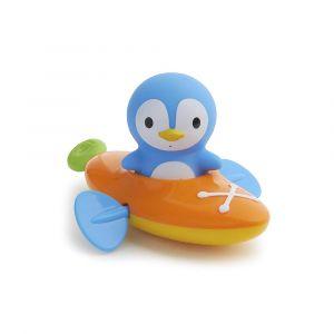 """Игрушка для ванной """"Пингвин-гребец"""", Munchkin"""