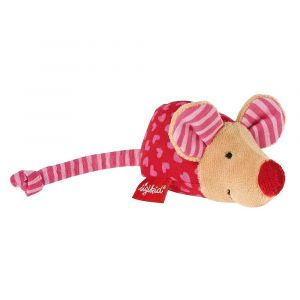 """Мягкая игрушка """"Мышка"""" (8 см), Sigikid"""