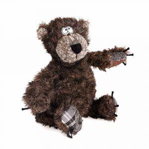 """Мягкая игрушка """"Медведь Бонсай"""", Sigikid"""