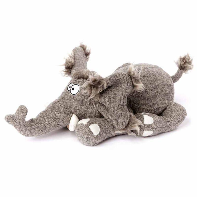 """Мягкая игрушка """"Слон Франсуа"""" (30 см), Sigikid"""
